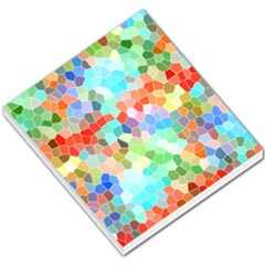 Colorful Mosaic  Small Memo Pads by designworld65