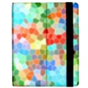 Colorful Mosaic  Samsung Galaxy Tab 7  P1000 Flip Case View2