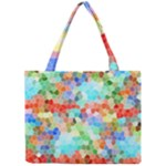 Colorful Mosaic  Mini Tote Bag
