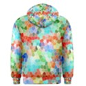 Colorful Mosaic  Men s Pullover Hoodie View2