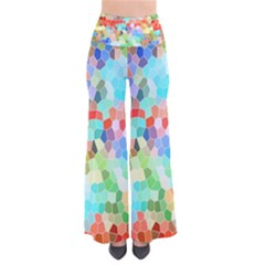 Colorful Mosaic  Pants by designworld65