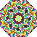 Irritation Colorful Dream Straight Umbrellas View1