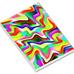Irritation Colorful Dream Large Memo Pads