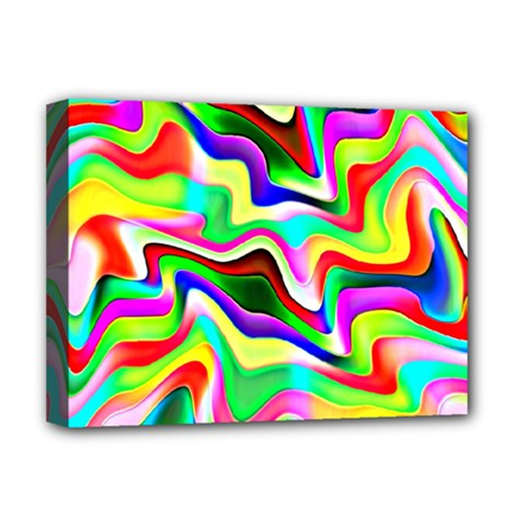 Irritation Colorful Dream Deluxe Canvas 16  x 12
