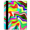 Irritation Colorful Dream Apple iPad Mini Flip Case View3
