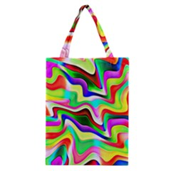 Irritation Colorful Dream Classic Tote Bag