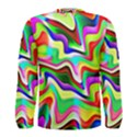 Irritation Colorful Dream Men s Long Sleeve Tee View2