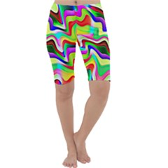 Irritation Colorful Dream Cropped Leggings