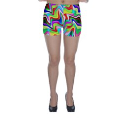 Irritation Colorful Dream Skinny Shorts