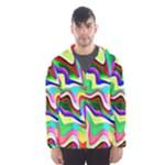 Irritation Colorful Dream Hooded Wind Breaker (Men)