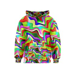 Irritation Colorful Dream Kids  Pullover Hoodie