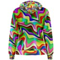 Irritation Colorful Dream Women s Pullover Hoodie View2