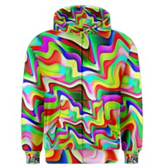 Irritation Colorful Dream Men s Zipper Hoodie