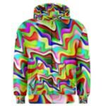Irritation Colorful Dream Men s Zipper Hoodie