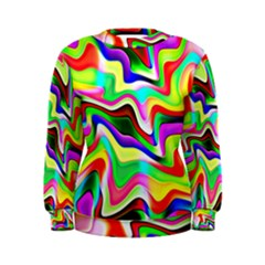 Irritation Colorful Dream Women s Sweatshirt