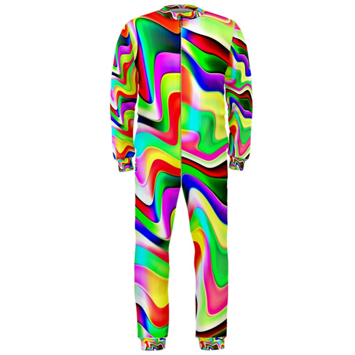 Irritation Colorful Dream OnePiece Jumpsuit (Men)