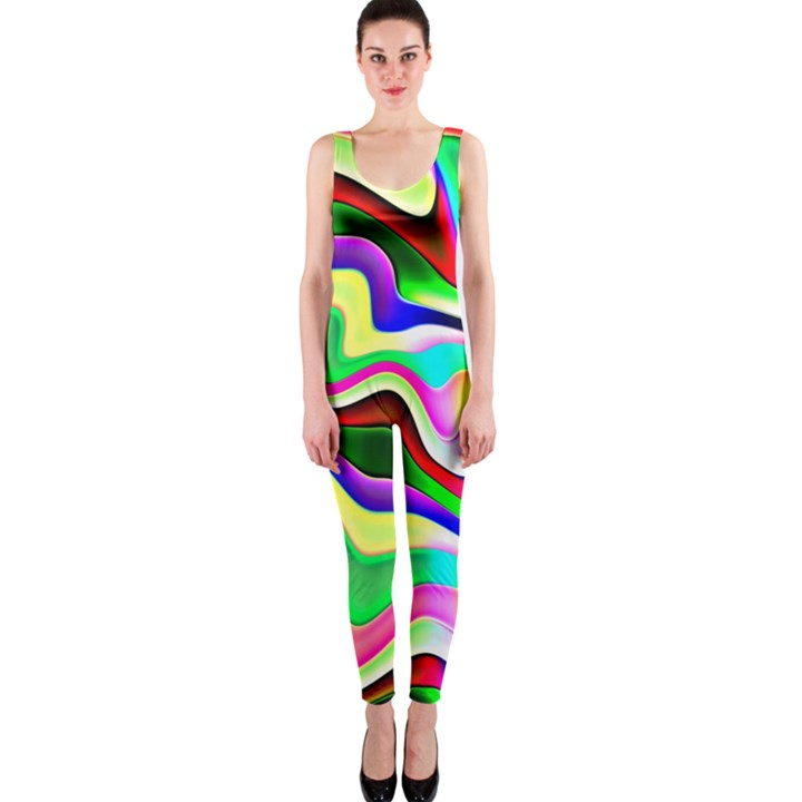 Irritation Colorful Dream OnePiece Catsuit