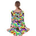 Irritation Colorful Dream Long Sleeve Skater Dress View2