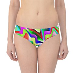 Irritation Colorful Dream Hipster Bikini Bottoms