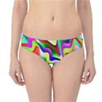 Irritation Colorful Dream Hipster Bikini Bottoms
