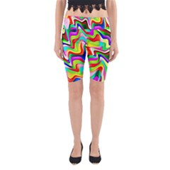 Irritation Colorful Dream Yoga Cropped Leggings