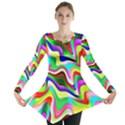 Irritation Colorful Dream Long Sleeve Tunic  View1