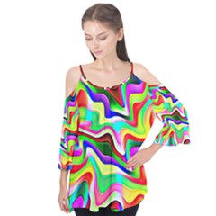 Irritation Colorful Dream Flutter Tees