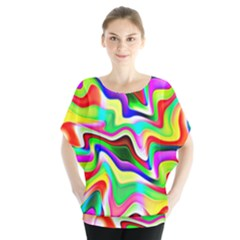 Irritation Colorful Dream Blouse