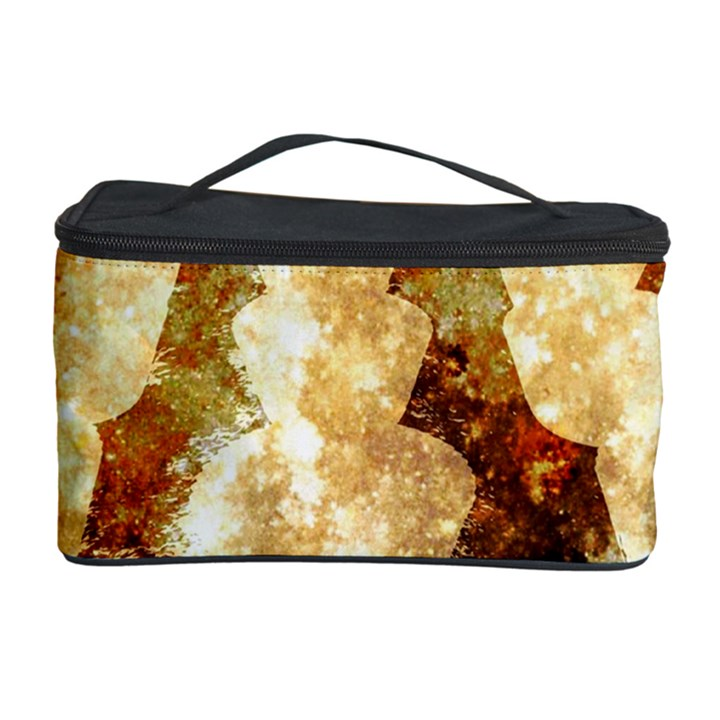 Sparkling Lights Cosmetic Storage Case