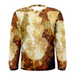 Sparkling Lights Men s Long Sleeve Tee