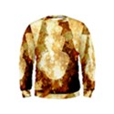 Sparkling Lights Kids  Sweatshirt View1