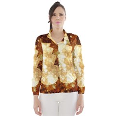 Sparkling Lights Wind Breaker (women) by yoursparklingshop