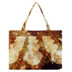 Sparkling Lights Medium Zipper Tote Bag