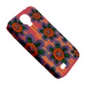 Colorful Floral Dream Samsung Galaxy S4 Classic Hardshell Case (PC+Silicone) View5