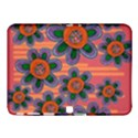 Colorful Floral Dream Samsung Galaxy Tab 4 (10.1 ) Hardshell Case  View1