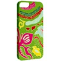 Green Organic Abstract Apple iPhone 5 Classic Hardshell Case View2