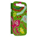 Green Organic Abstract Samsung Galaxy S III Hardshell Case (PC+Silicone) View2