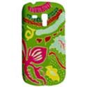 Green Organic Abstract Samsung Galaxy S3 MINI I8190 Hardshell Case View2