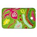 Green Organic Abstract Samsung Galaxy Tab 3 (7 ) P3200 Hardshell Case  View1