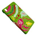 Green Organic Abstract Samsung Galaxy Tab Pro 8.4 Hardshell Case View4