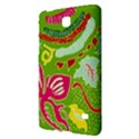 Green Organic Abstract Samsung Galaxy Tab 4 (8 ) Hardshell Case  View2