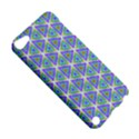 Colorful Retro Geometric Pattern Apple iPod Touch 5 Hardshell Case View5