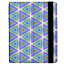 Colorful Retro Geometric Pattern Apple iPad 3/4 Flip Case View2