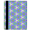Colorful Retro Geometric Pattern Apple iPad 3/4 Flip Case View3
