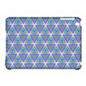 Colorful Retro Geometric Pattern Apple iPad Mini Hardshell Case (Compatible with Smart Cover) View1