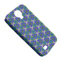 Colorful Retro Geometric Pattern Samsung Galaxy S4 Classic Hardshell Case (PC+Silicone) View5