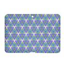 Colorful Retro Geometric Pattern Samsung Galaxy Tab 2 (10.1 ) P5100 Hardshell Case  View1