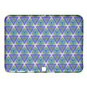 Colorful Retro Geometric Pattern Samsung Galaxy Tab 4 (10.1 ) Hardshell Case  View1