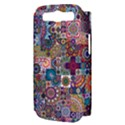 Ornamental Mosaic Background Samsung Galaxy S III Hardshell Case (PC+Silicone) View3