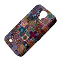 Ornamental Mosaic Background Samsung Galaxy S4 Classic Hardshell Case (PC+Silicone) View4